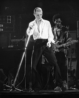 Bowie David Thin White Duke 4