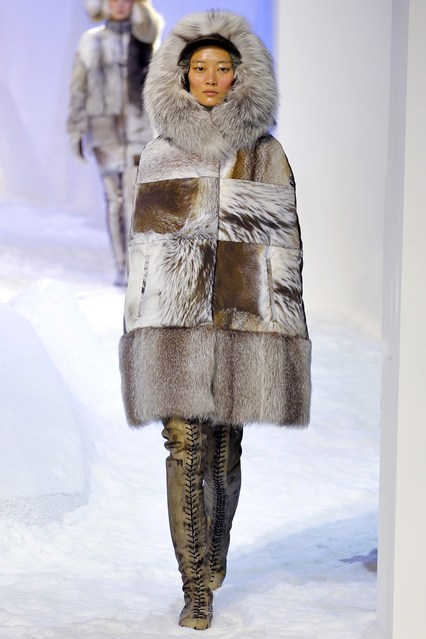 The Winter Furs Modern Style Review